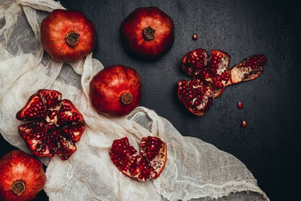 Pomegranates great for male health